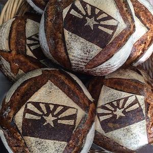 Tucson's Barrio Bread - Pan de Kino Loaves